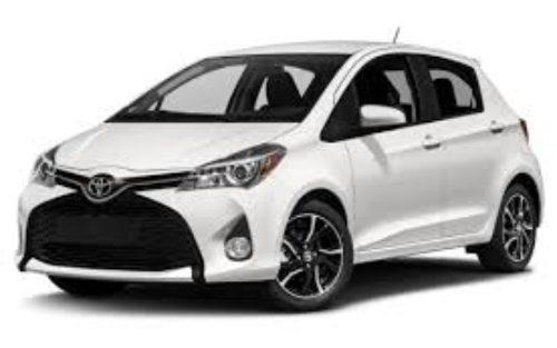 Toyota Yaris 1.0 pb