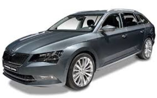 Skoda Superb 2.0 TDI Kombi